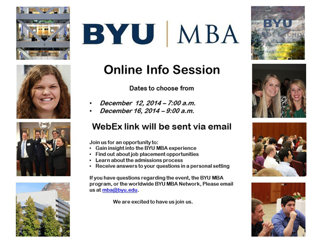 brigham young university marriott mba essays