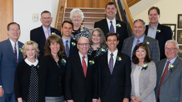 Marriott School Honors Faculty, Staff