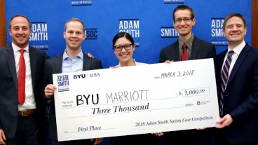 Adam Smith Case Competition