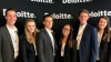 Six accounting students placed at the regional Deloitte audit competitio