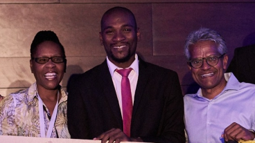 BEASC Technologies from Northern Caribbean University in Jamaica won the competition