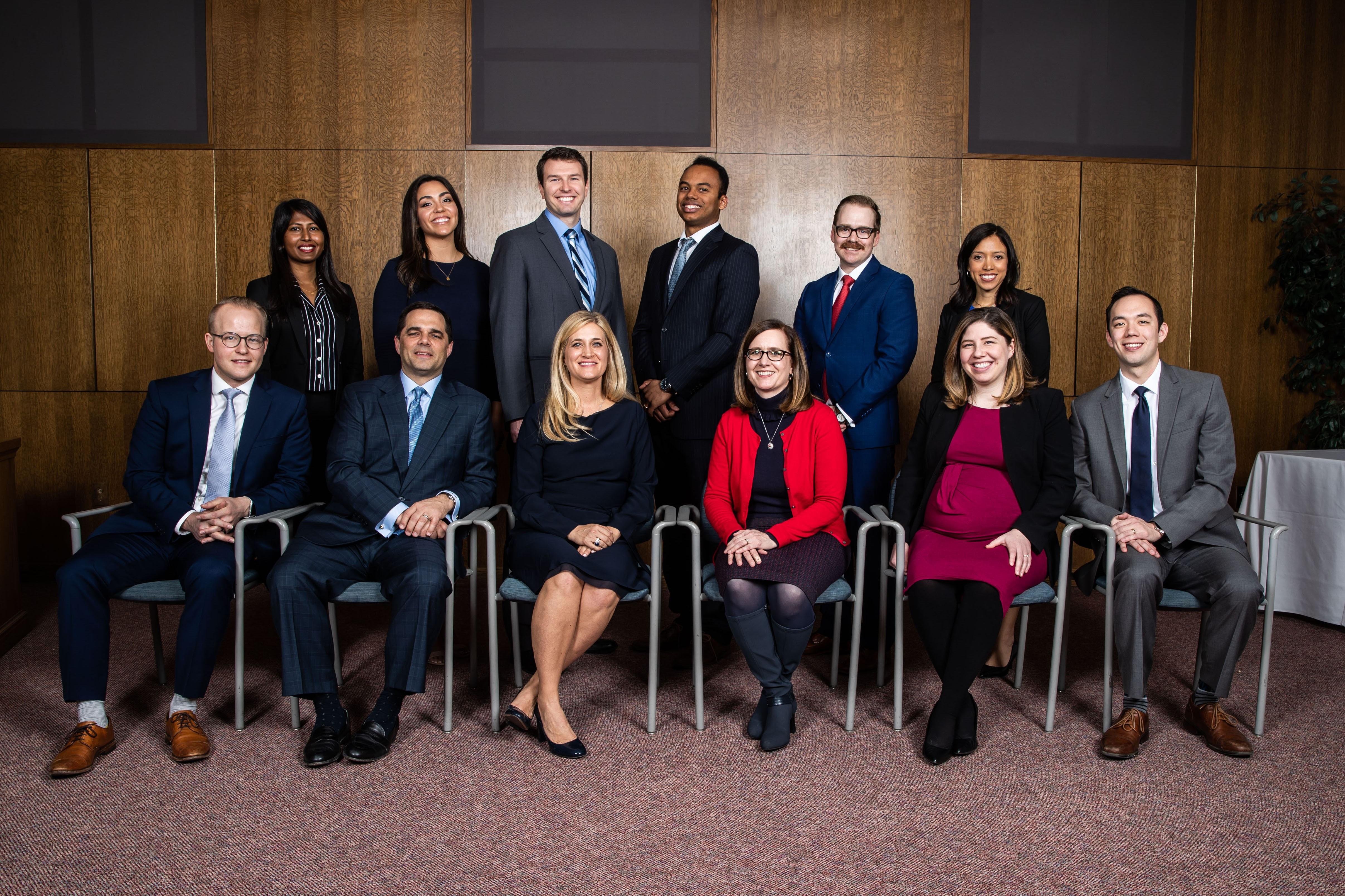 News - Ten Students Named Hawes Scholar - BYU Marriott School of