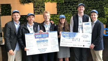 BYU Marriott takes first place at VCIC