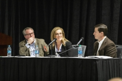 The Health Catalyst panel spoke about attracting and retaining talent.
