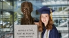 Masters of accounting student Daphne Armstrong