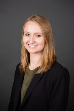 BYU Marriott Global Supply Chain Management Student Sarah Stoddard