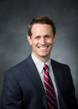 BYU Marriott associate professor of strategy Ben Lewis