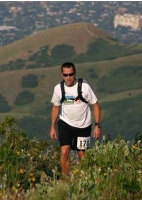 Romney Institute Director and Professor David Hart enjoys competing in ultramarathons in his spare time.